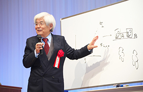 Dr. Takeshi Yoro, Professor Emeritus, The University of Tokyo