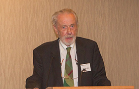 """Congratulatory Speech"" Dr. Martin Kay, Professor Emeritus of Stanford University"