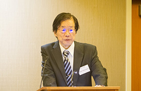 """Closing Speech of the Ceremony"" Mr. Takuji Matsumoto, Senior Managing Director"